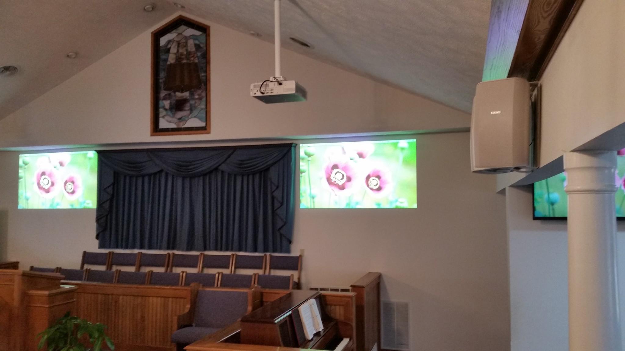 Hornsby Baptist Church - Hornsby, TN