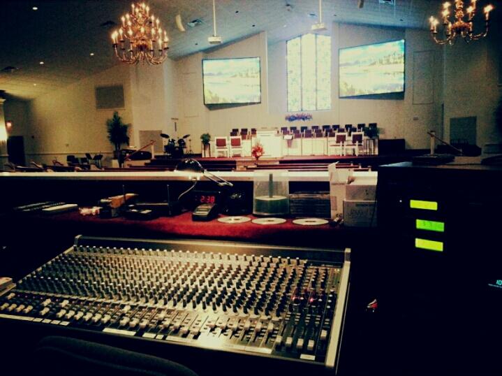 Meridian Baptist Church - Jackson, TN