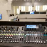 Mt Olive Cathedral - Behringer X32 Console