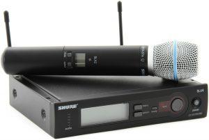 Shure SLX24-B87A Wireless Mic